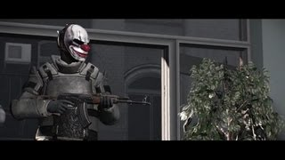 Payday 2 - Gameplay Trailer