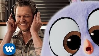 Blake Shelton - Friends | From The Angry Birds Movie (Official Music Video)