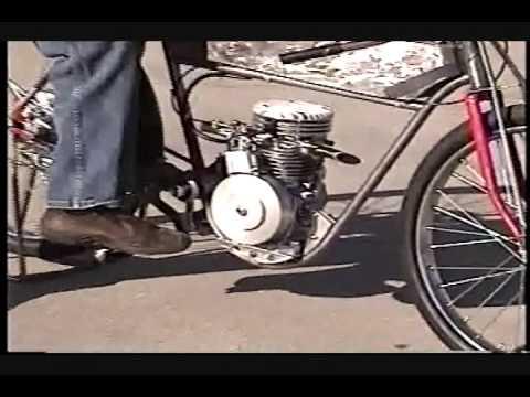 Board Track Replica - First Run - YouTube