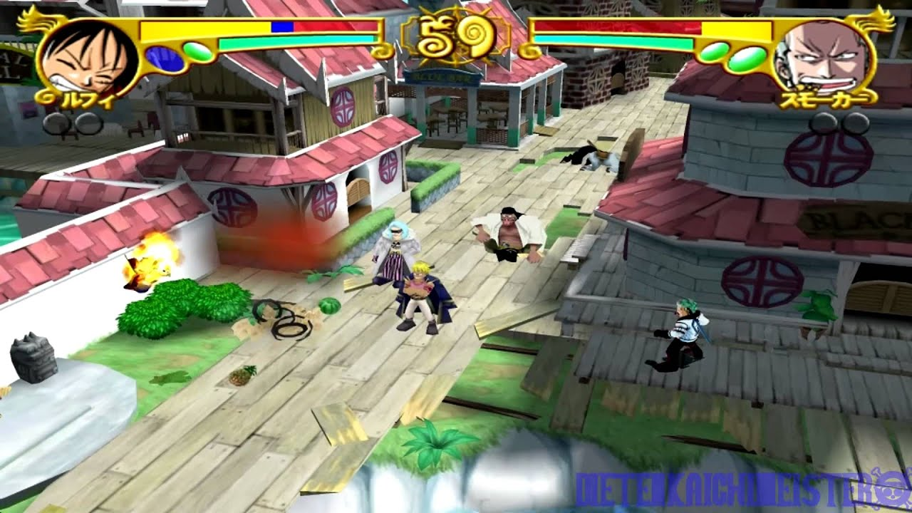 one piece adventure game free download