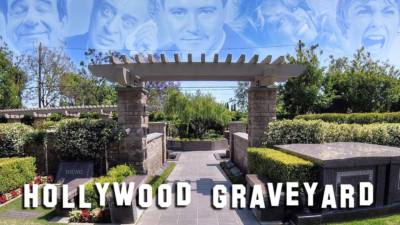FAMOUS GRAVE TOUR - Westwood #2 (Jack Lemmon, Farrah Fawcett, etc.)