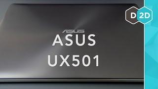 Asus UX501 Review - A 4K Gaming Laptop?
