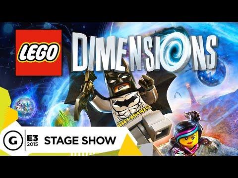 Stage Demo: LEGO Dimensions - E3 2015