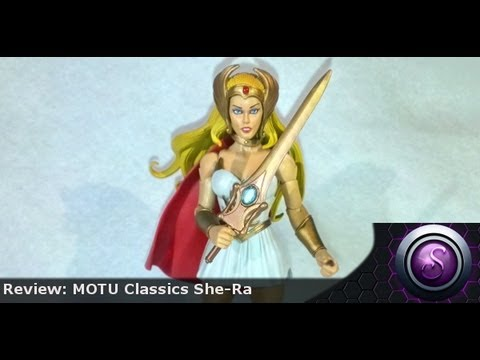 Masters of the Universe Classics She-Ra Review (Deutsch/ German)