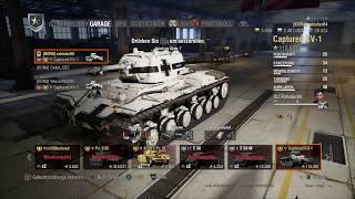 World of Tanks - Punkte Punkte Punkte / Livestream / PS4 / deutsch