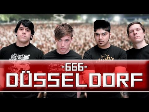 "Billy Talent ""666"" Full Concert in Düsseldorf"