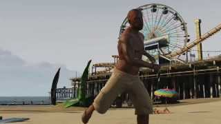 Grand Theft Auto 5  Fitness & Entertainment Trailer   Game Trailers   VideoGamer com