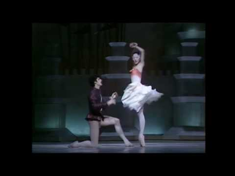 "Darcey Bussell - ""Rose and the Prince"" from Prince of the Pagodas"