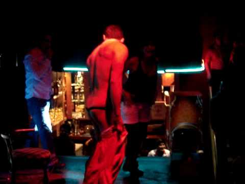 LATINOS DISCO - Show de Strippers (Part. 2)