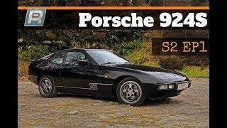 Retro Dailys Series 2 Episode 1 Porsche 924S