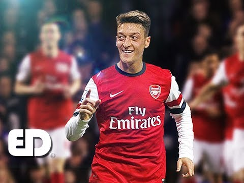 Mesut Özil | Welcome To Arsenal OFFICIAL | 720p HD