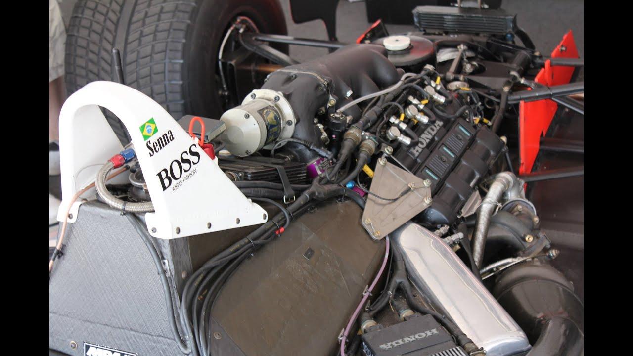 Mclaren Honda Turbo Mclaren Honda Mp4/4