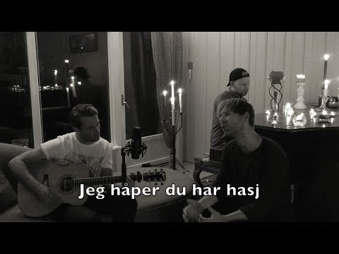 Håper Du Har Hasj (Cezinando cover - Alternativ tekst)