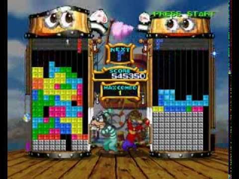 PSX Longplay [062] Magical Tetris Challenge