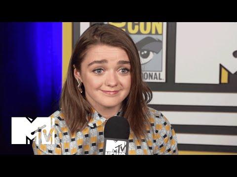 Maisie Williams Discusses Sexism On 'Game Of Thrones'   Comic-Con 2015
