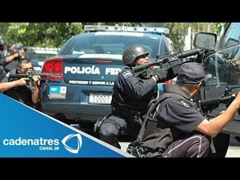 Enfrentamiento en Tamaulipas deja 3 muertos / IMPRESIONANTES IMÁGENES