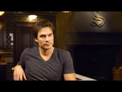 Vampire Diaries: Who Was Ian Somerhalder's First Celebrity Crush?