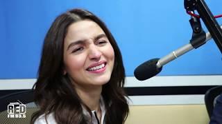 Aliaa Bhatt is Riding Solo | Malishka | Ranveer Singh | Gully boy | RedFM