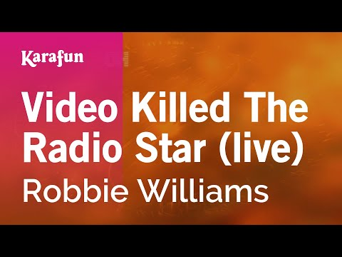 Robbie Williams - Karaoke Star