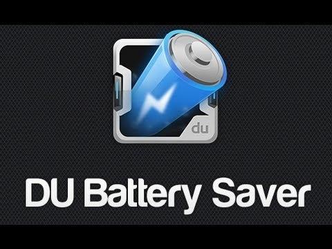 du battery saver & widgets best android battery saver