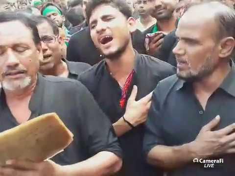 Live juloos 10th Muharram 2017 | Gopalpur, Bihar, India