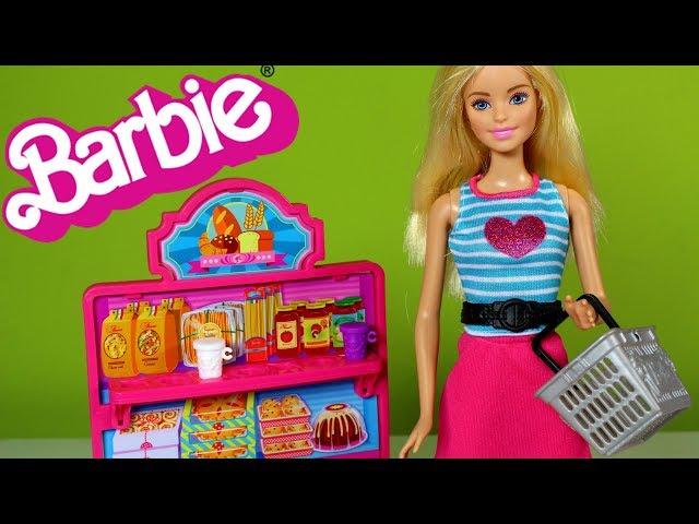Barbie • Supermarket • bajka po polsku