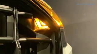 2019 Audi Q8 Matrix LED headlamps