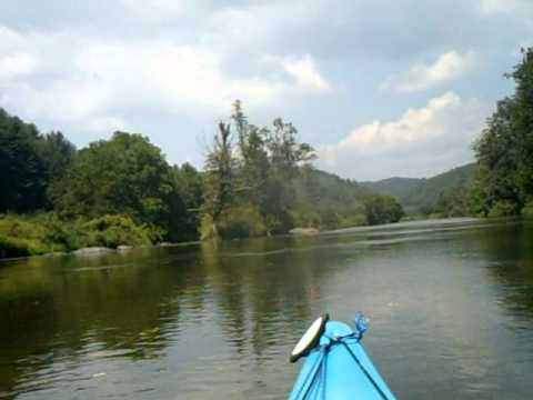 New River Serenity.wmv Video