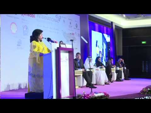 QIBWF 2013 - First Lady of Malaysia Speech (Opening Ceremony Part 4)