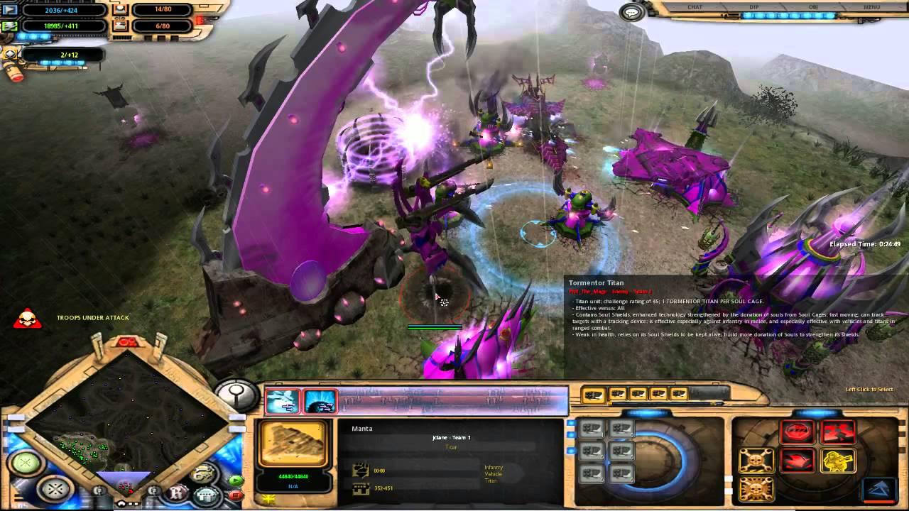 Warhammer soulstorm 1.2