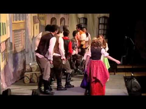 Gaston (from Beauty & the Beast) - Christian Heritage School, 2006