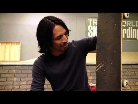 My Ride Kenny Anderson - TransWorld SKATEboarding