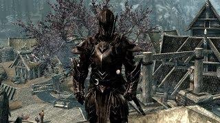 Skyrim - The Ebony Warrior (LEGENDARY, LEGIT)