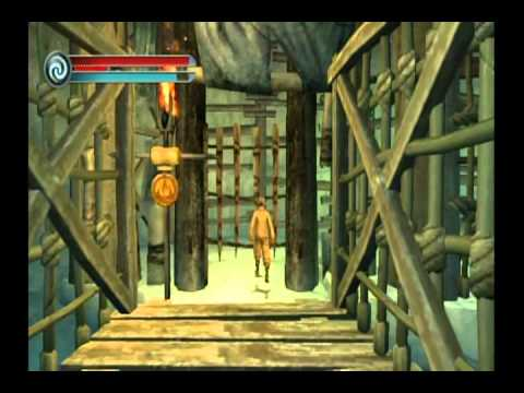 The Last Airbender Movie Game Walkthrough Part 6:2 (Wii)
