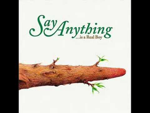 Say Anything - An Orgy Of Critics