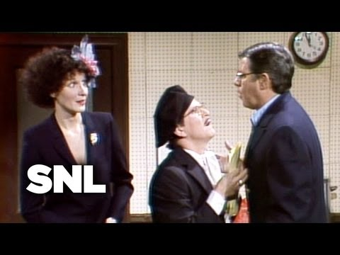 Jerry Lewis in French - Saturday Night Live