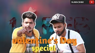 Funny valentine's Day. Video | By | SANGAREDDY | Diamonds