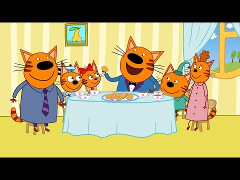 Три кота - Папин брат - 29 серия
