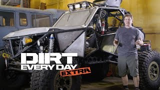 Project Truck Update: Fun Buggy - Dirt Every Day Extra