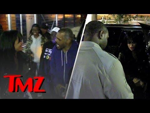 Watch: Rihanna Feeds World Famous Homeless Man