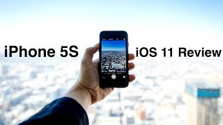iPhone 5S iOS 11 Review!