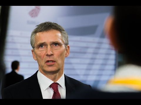 NATO Secretary General - Doorstep Statement at informal meeting of EU defence ministers, 18 FEB 2015