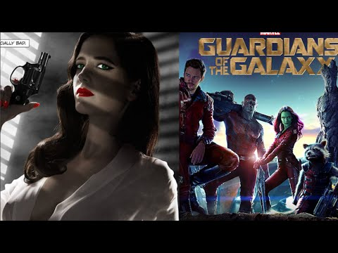 Sin City 2 Falls While Guardians Of The Galaxy Rises! - Box Office video