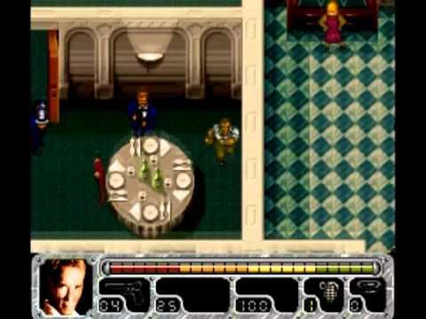 True Lies (SNES) - Video Game Review