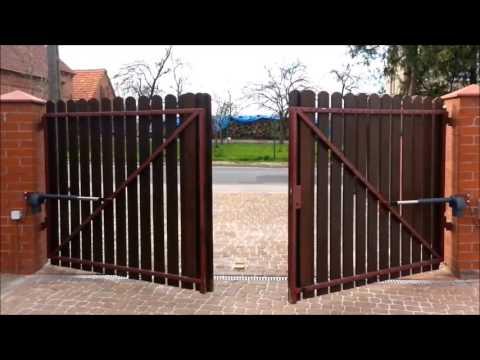 автоматические ворота фаак 844