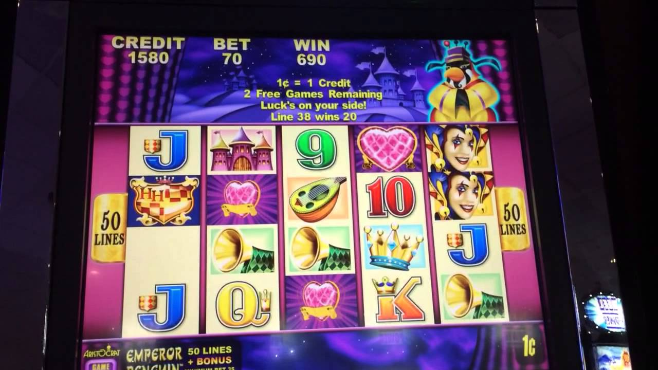 slot games with bonus spins