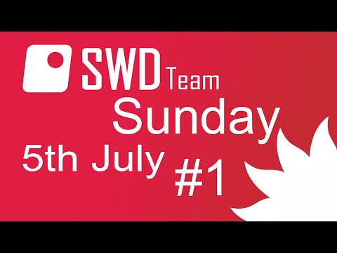 SWD Sunday Livestream - July 5th Part 1