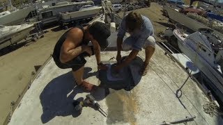 Surfing the Mexican Boat Yard - Ep. 7