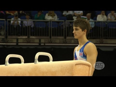 Olympic Qualifications London 2012 -- Max WHITLOCK (GBR)- PH