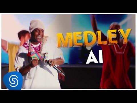 Medley Ai - Psirico (DVD 15 Anos Nada Nos Separa)